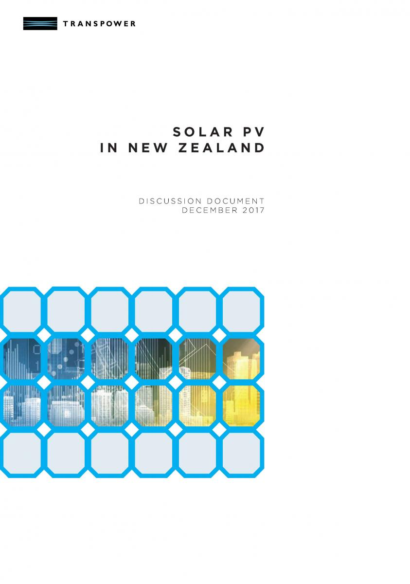 Related content: New Zealand potential household solar generation.